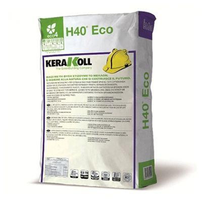 Κόλλα Πλακιδίων H40 Eco Flex