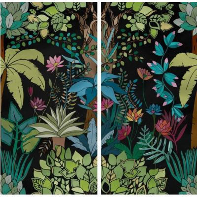 ΠΛΑΚΑΚΙ PAPER41 PRO Flora 50x100cm 4100335