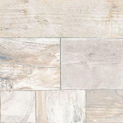 ΠΛΑΚΑΚΙ COBBLEWOOD Grey 34x34cm