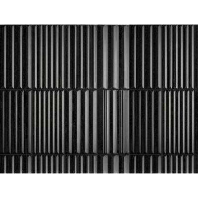 ΠΛΑΚΑΚΙ WIG WAG Black  7,5x15cm  4100324