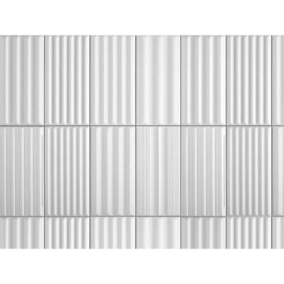 ΠΛΑΚΑΚΙ WIGWAG White 7,5x15cm 4100321
