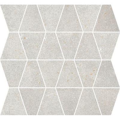 ΠΛΑΚΑΚΙ ΨΗΦΙΔΑ METALLIC Mosaic Prism Steel 35x35cm