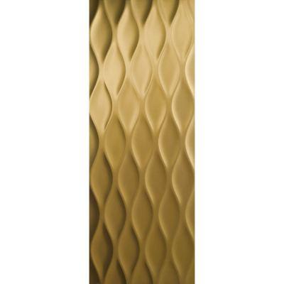 ΠΛΑΚΑΚΙ Genesis Float Gold Matt 45x120cm