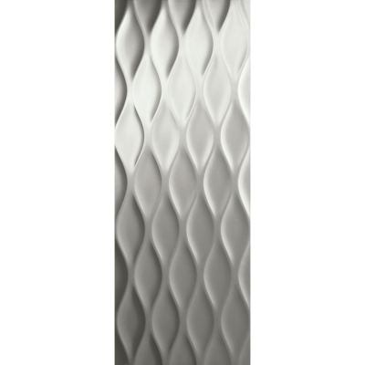 ΠΛΑΚΑΚΙ Genesis Float Silver Matt 45x120cm