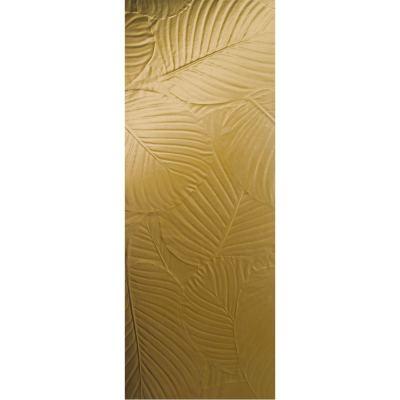 ΠΛΑΚΑΚΙ Genesis Palm Gold Matt 45x120cm