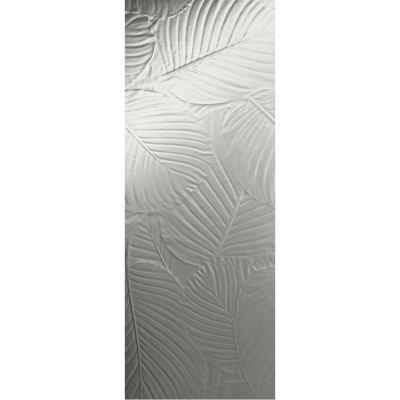 ΠΛΑΚΑΚΙ Genesis Palm Silver Matt 45x120cm