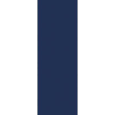 ΠΛΑΚΑΚΙ Genesis Deep Blue Matt 35x100cm