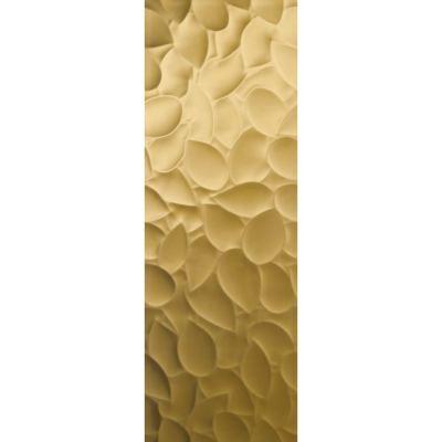 ΠΛΑΚΑΚΙ Genesis Leaf Gold Matt 35x100cm