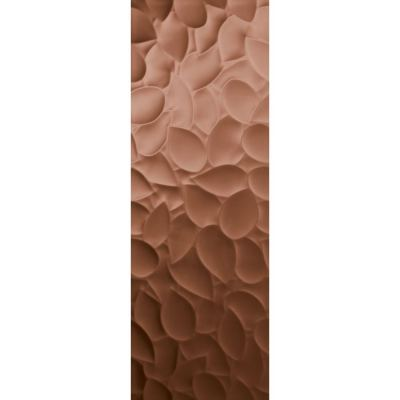 ΠΛΑΚΑΚΙ Genesis Leaf Copper Matt 35x100cm