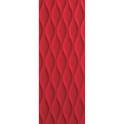 ΠΛΑΚΑΚΙ Genesis Float Red Matt 45x120cm