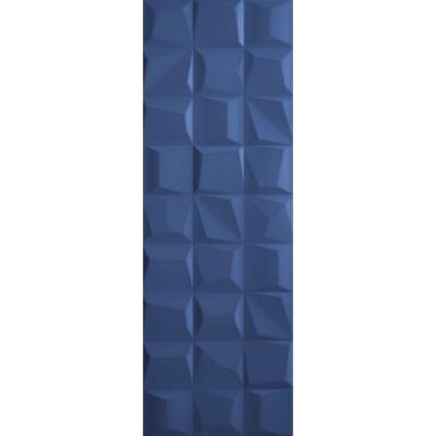 ΠΛΑΚΑΚΙ Genesis Rise Deep Blue Matt 35x100cm