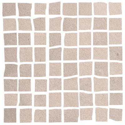 ΠΛΑΚΑΚΙ ΨΗΦΙΔΑ MOSAIC CORE TORTORA 17,4X17,4cm (1,9X1,9)