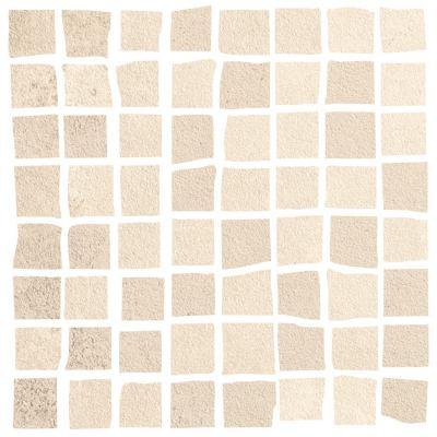 ΠΛΑΚΑΚΙ ΨΗΦΙΔΑ MOSAIC CORE BEIGE 17,4X17,4cm (1,9X1,9)