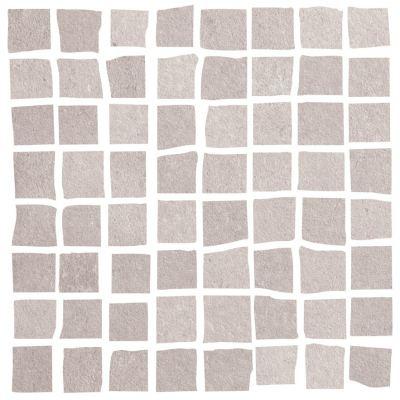 ΠΛΑΚΑΚΙ ΨΗΦΙΔΑ MOSAIC CORE GREY 17,4X17,4cm (1,9X1,9)