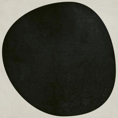 ΠΛΑΚΑΚΙ FUTURA 4100533 Drop Black 15x15cm