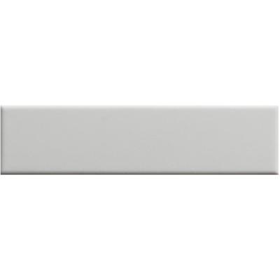 ΠΛΑΚΑΚΙ BISCUIT Plain Bianco 5x20cm