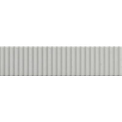 ΠΛΑΚΑΚΙ BISCUIT Strip Bianco 5x20cm