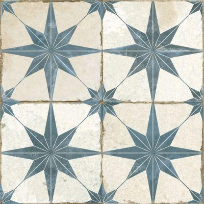 ΠΛΑΚΑΚΙ FS STAR BLUE 45x45cm