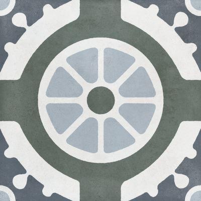 ΠΛΑΚΑΚΙ HAVANA WHITE ROUND/22,3 Q-6 22,3x22,3cm