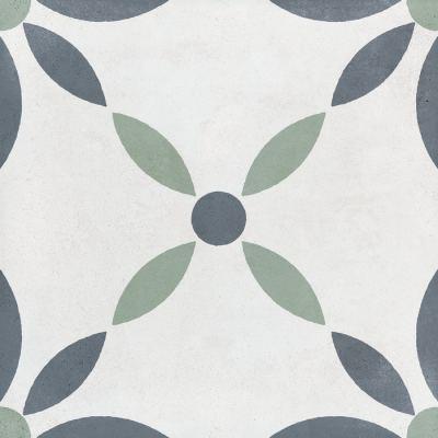 ΠΛΑΚΑΚΙ HAVANA WHITE FLOWER/22,3 Q-6 22,3x22,3cm