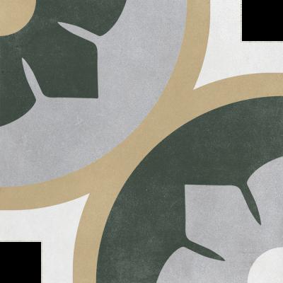 ΠΛΑΚΑΚΙ ARUBA BLOOM GREEN/22,3 Q-6 22,3x22,3cm