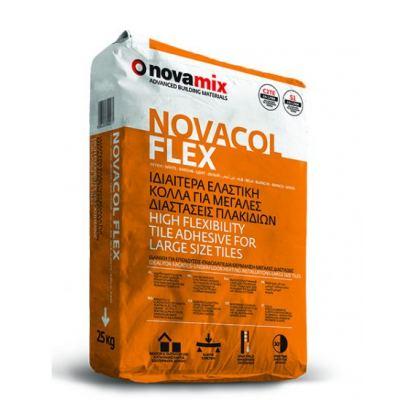 Κόλλα Πλακιδίων NOVACOL Flex