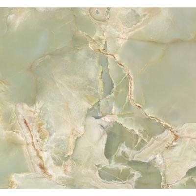 ΠΛΑΚΑΚΙ ONICE REALE Smeraldo Lux. Rett. 80x80cm