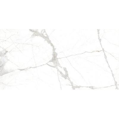ΠΛΑΚΑΚΙ GLACIER White Lux. 75,5x1,51cm Rett.